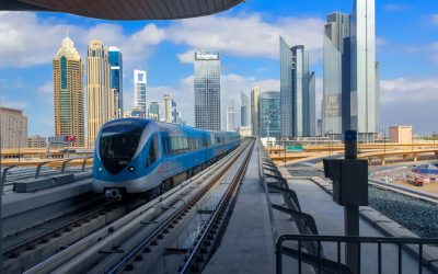 Dubai Metro Red Line to temporarily suspend two major stations from Jan 2018