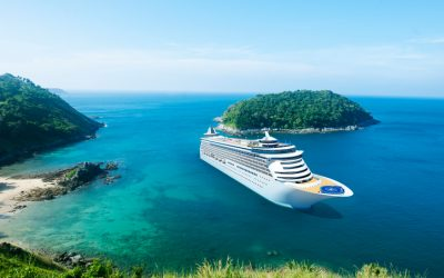 PH eyed as rising cruise ship destination