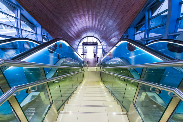 Dubai Metro station closed after man commits suicide