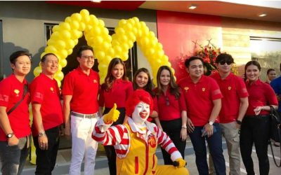 Maine Mendoza opens fast food franchise