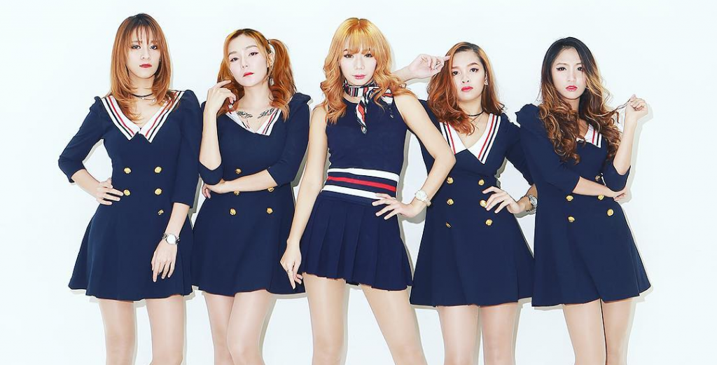 Permalink to Korean Girl Group Debut 2016