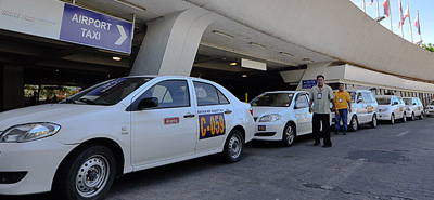 'Isnabero' taxi drivers boon for returning OFWs