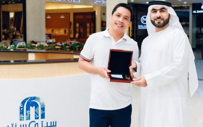 Filipino winner of 1kg gold bar to buy new house in PH