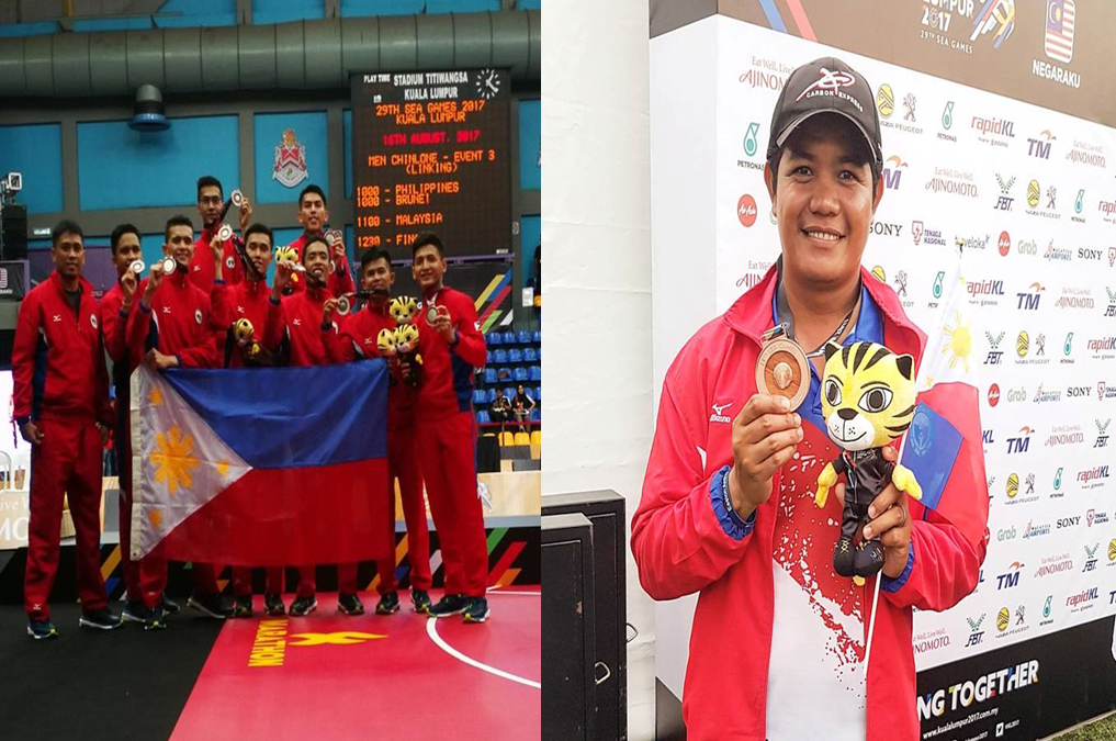 PH nabs 3 medals so far in 2017 SEA Games
