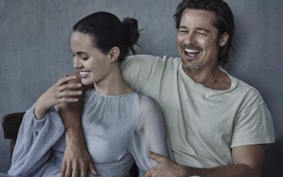 "Angelina Jolie ""calls-off"" divorce with Brad Pitt"