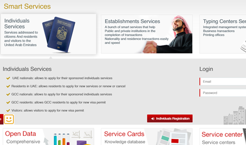 UAE's Ministry of Interior rolls out new online visa, residency application system