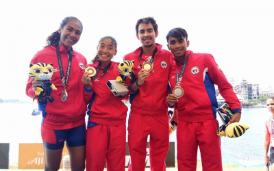 Triathletes give PH 2 golds, 2 silvers in 2017 SEA Games