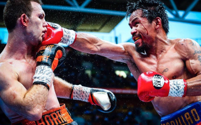 Pacquiao-Horn rematch to be held in PH arena—DOT