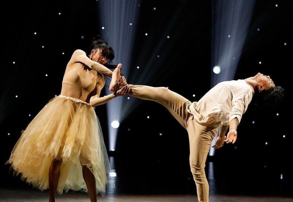 Filipino dancer finalist on US TV dance competition