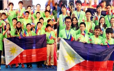 Math-talino: Pinoy students haul medals in int'l math competition