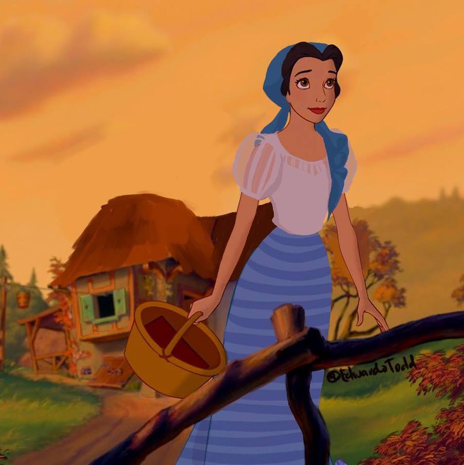 Pinoy Artist Reimagines Disney Princesses In Traditional Filipino