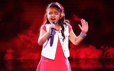 9-y-o Pinay reaches semi-finals stage of 'America's Got Talent'
