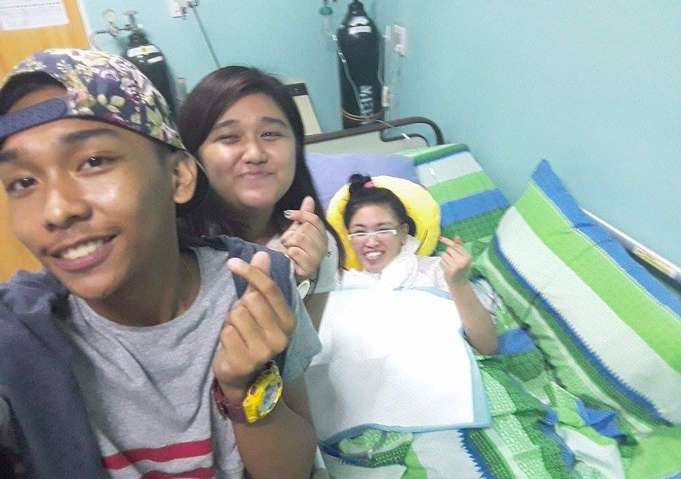 Battle continues for Dubai OFW after 9-month coma