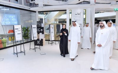 VP, Crown Prince launch 'world's best youth center' in Dubai