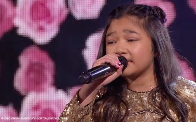 Angelica Hale finishes 2nd in 'America's Got Talent'