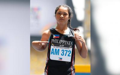 15-year-old sprinter wins PH's 5th gold ASEAN Para Games