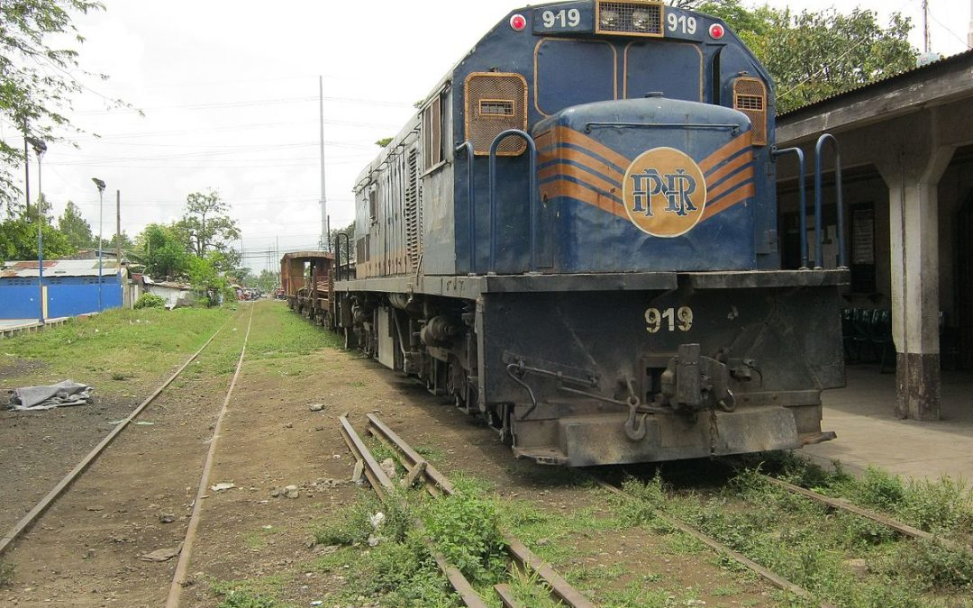 Teen wearing headset hit by PNR train