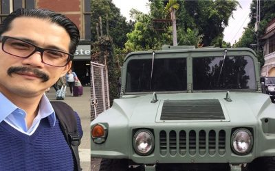 Robin Padilla sells his expensive cars to help Marawi victims