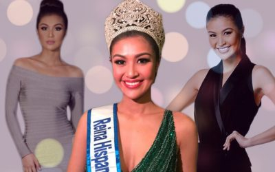 Winwyn Marquez is first Pinay to compete in Reina Hispanoamericana