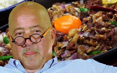 Andrew Zimmern believes Filipino food will dominate America soon