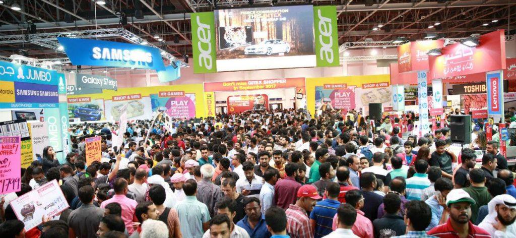 Get great laptop deals at Gitex Shopper 2017 in Dubai - The