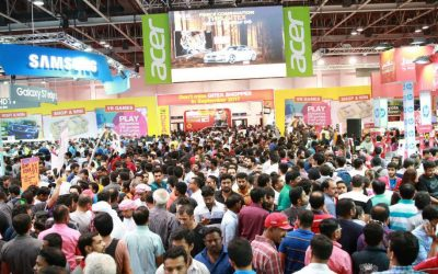 Get great laptop deals at Gitex Shopper 2017 in Dubai