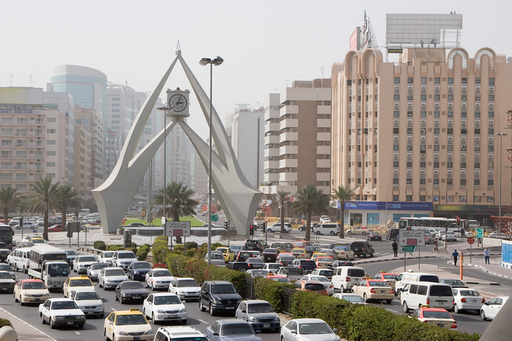 Newly-opened flyover eases traffic for Deira-bound motorists