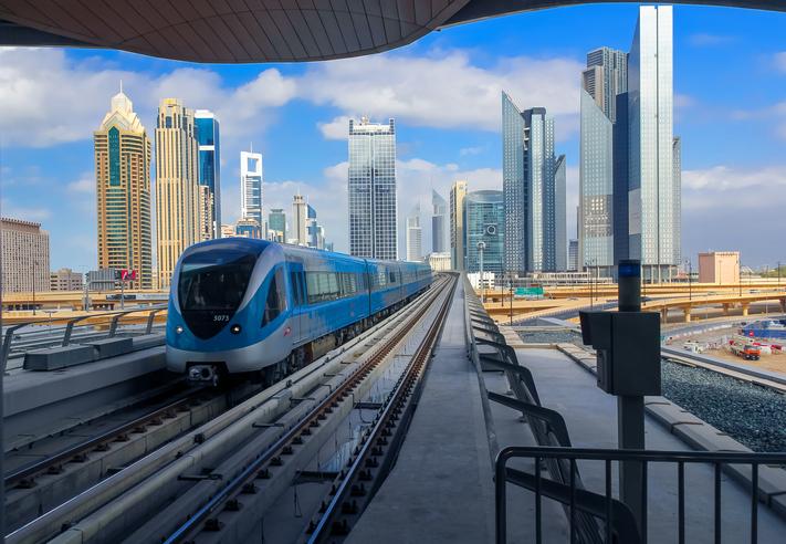 Dubai Metro crosses 1 billion riders mark in 8 years