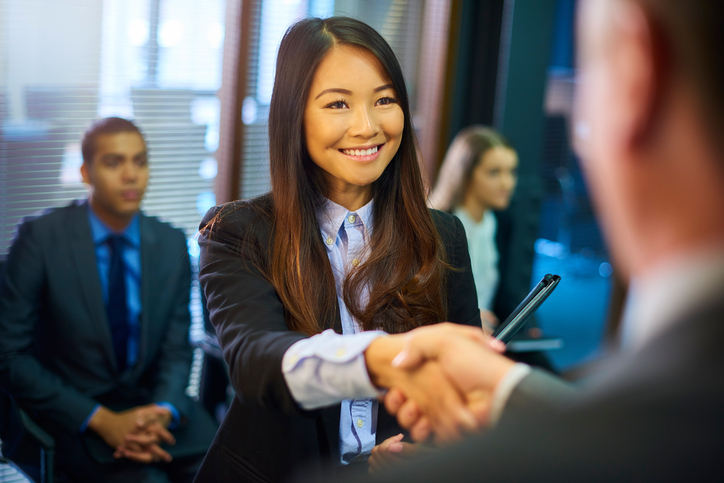 You should never say this 'word' in a job interview