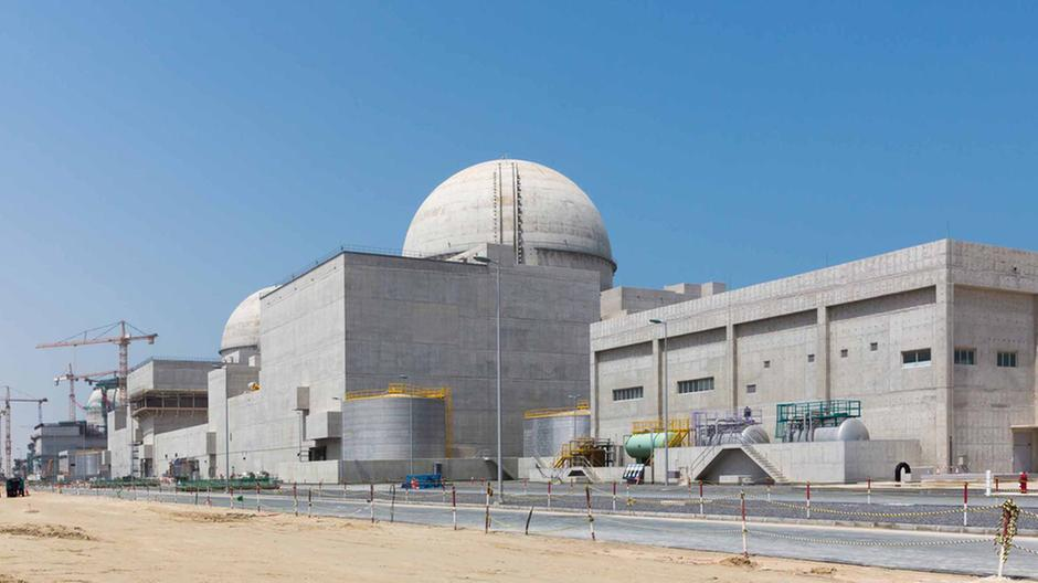 UAE to have its first operating nuclear reactor next year