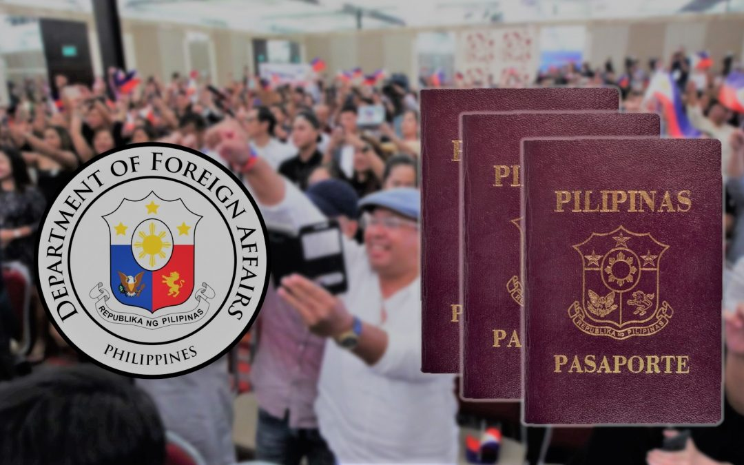 DFA opens 1,200 new passport appointment slots