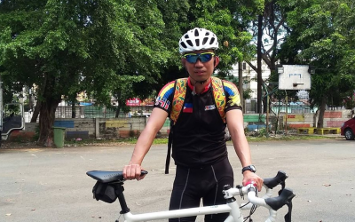 OFW in Dubai quits job to become athlete for PH