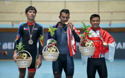 Cyclist nabs first medal for PH at ASEAN Para Games 2017