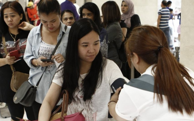 Free check-up for women in the UAE at these malls
