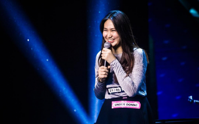 WATCH: Pinay teen gets standing ovation on 'X Factor Italia'