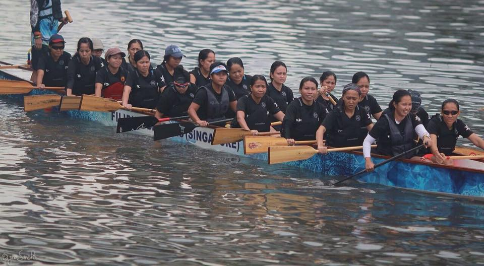 'More than just helpers': Pinay DHs in SG paddle away from homesickness