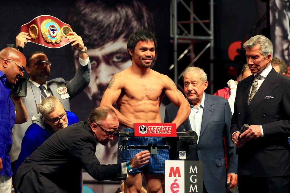 Next Pacquiao match could be held in Dubai