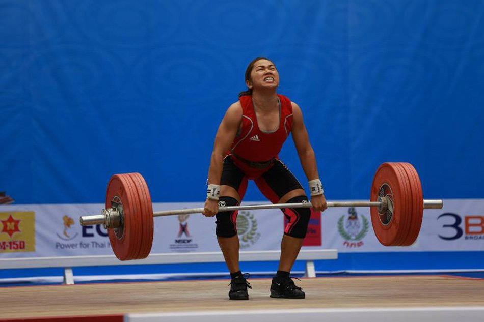 Olympian Hidilyn Diaz nabs silver in int'l sports tourney