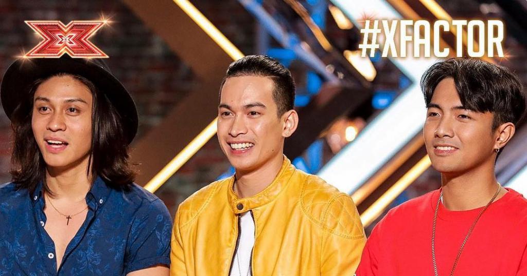 Filipino Boy Band Wows Judges On X Factor Uk