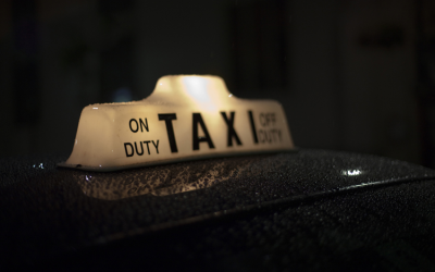 OFW 'robbed' by taxi driver in Manila