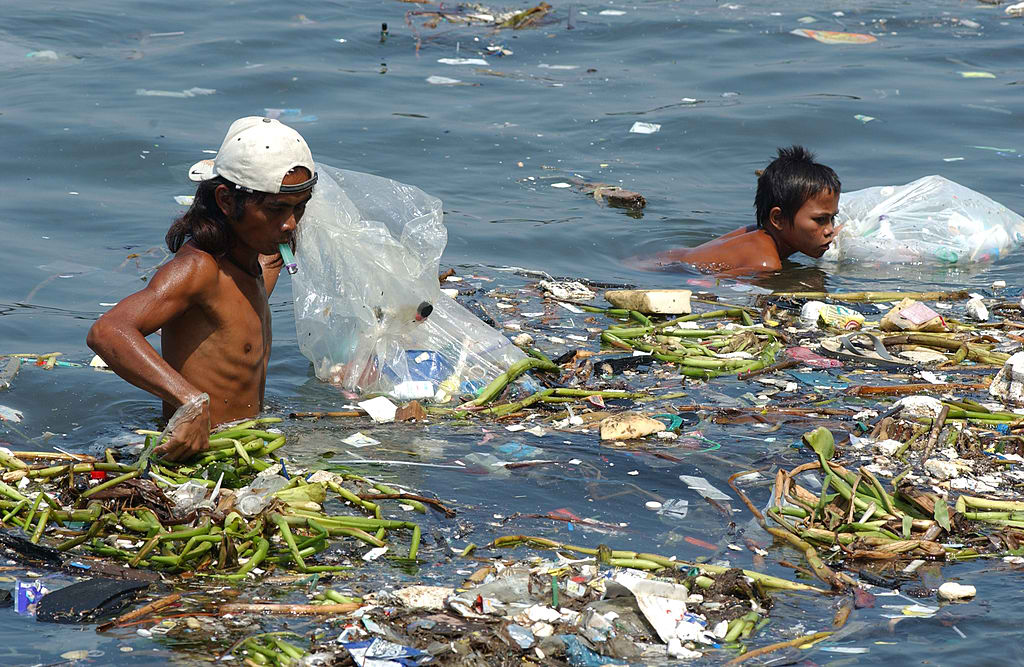 Philippines is the third worst polluter of the ocean — Greenpeace