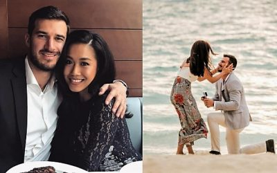 Rachelle Ann Go engaged to American boyfriend