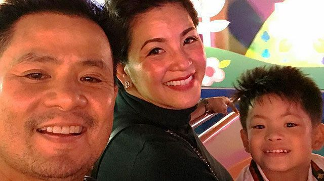 WATCH: Regine Velasquez sings duet with son Nate