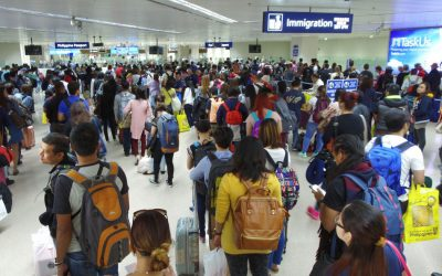 Exclusive counters for OFWs to lessen queue at NAIA