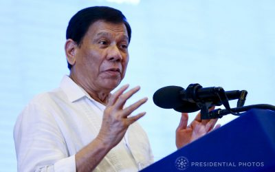 Duterte maintains his stand to reject EU aid