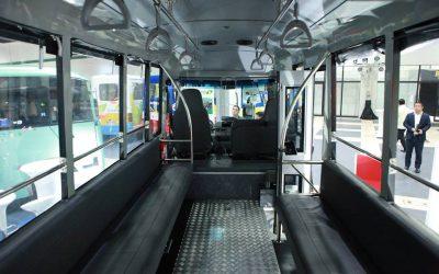 Japanese car manufacturer unveils modern jeepney prototype