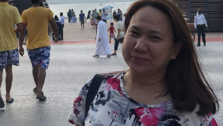 Filipina winner of Dh1 million to share prize with 15 other people