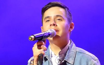 WATCH: Teary-eyed David Archuleta sings Tagalog songs