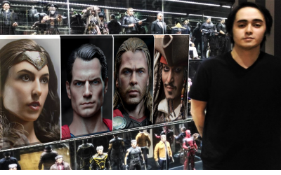 Meet the Ortigas scion who owns P4M worth of action figures
