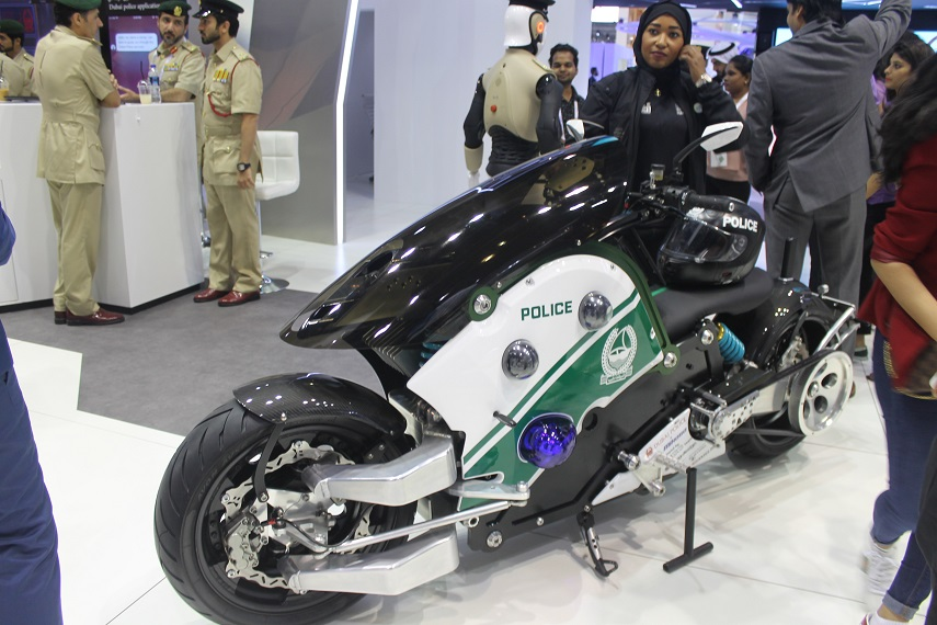 How To Make An Electric Motor >> UAE showcases premier innovative projects at Gitex ...